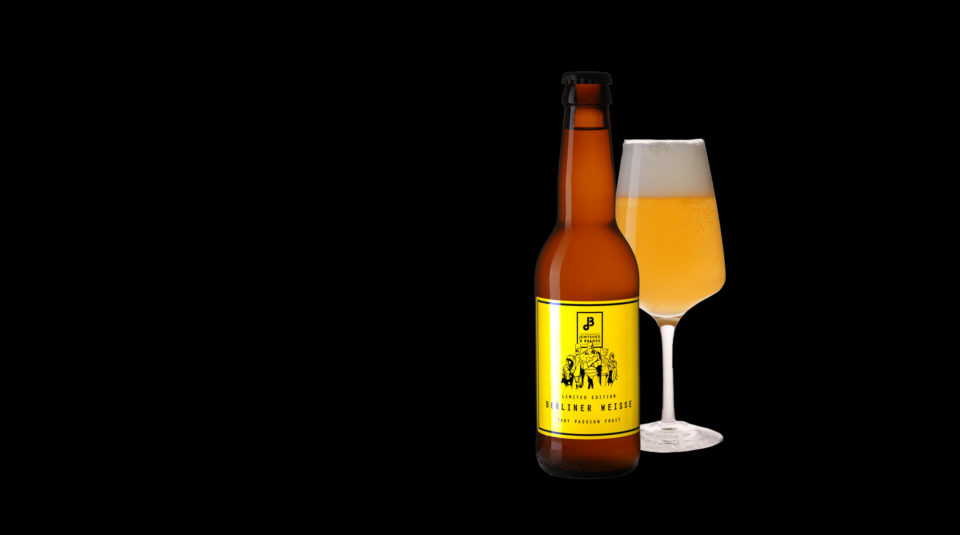 Tart Passion Fruit Berliner Weisse